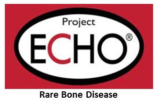 Rare Bone Disease TeleECHO Program: Year 2 Begins Thursday