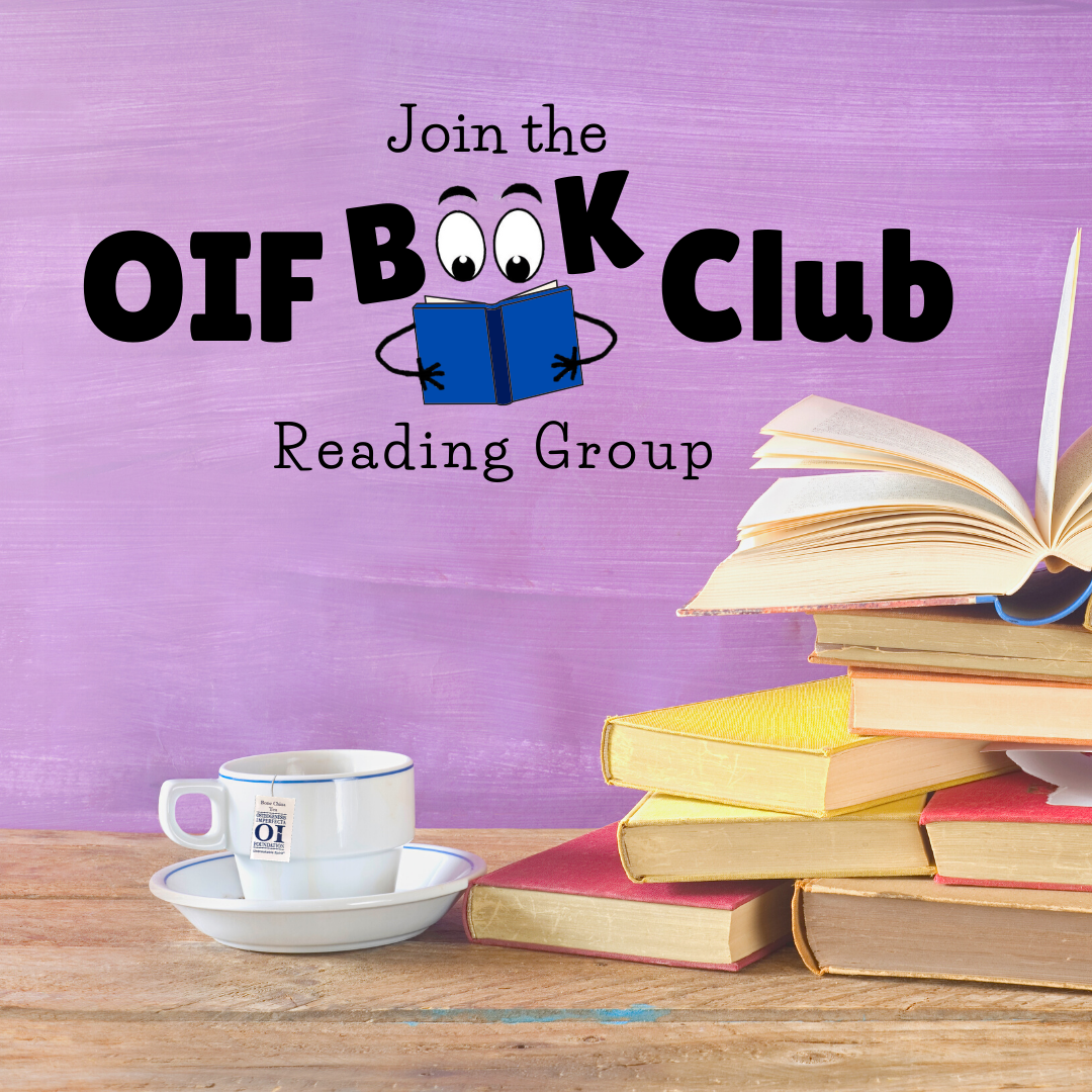 Join the OIF Book Club Reading Group!