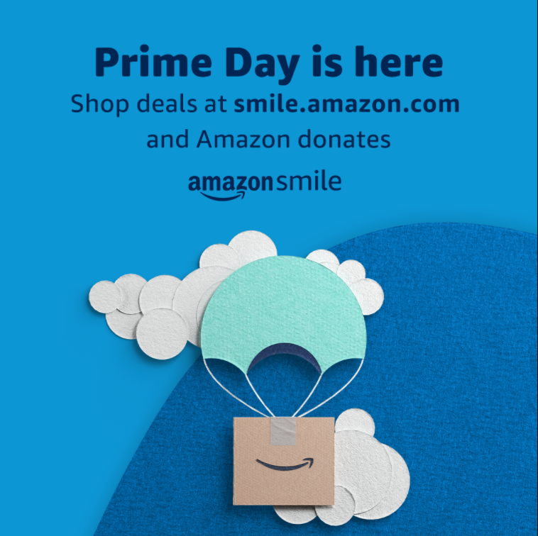 Make a difference while you shop Amazon Prime Day deals!