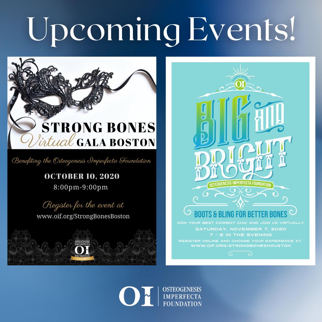 Attend an OIF Virtual Gala!