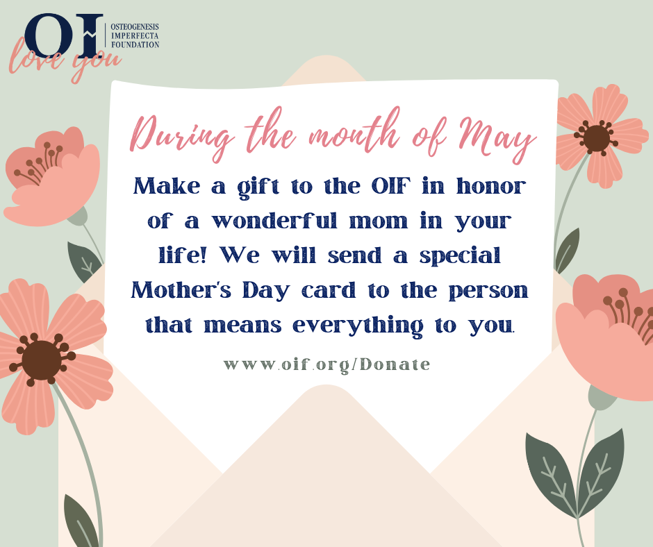 Mother's Day Honor Gift Campaign