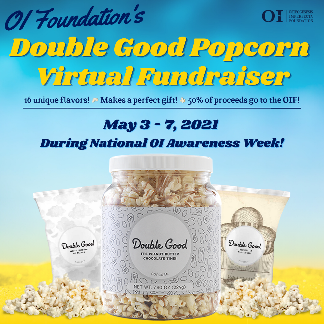 THE OIF POPCORN STORE IS OPEN!