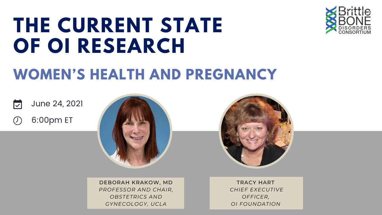 Research Update Session: Women's Health and Pregnancy