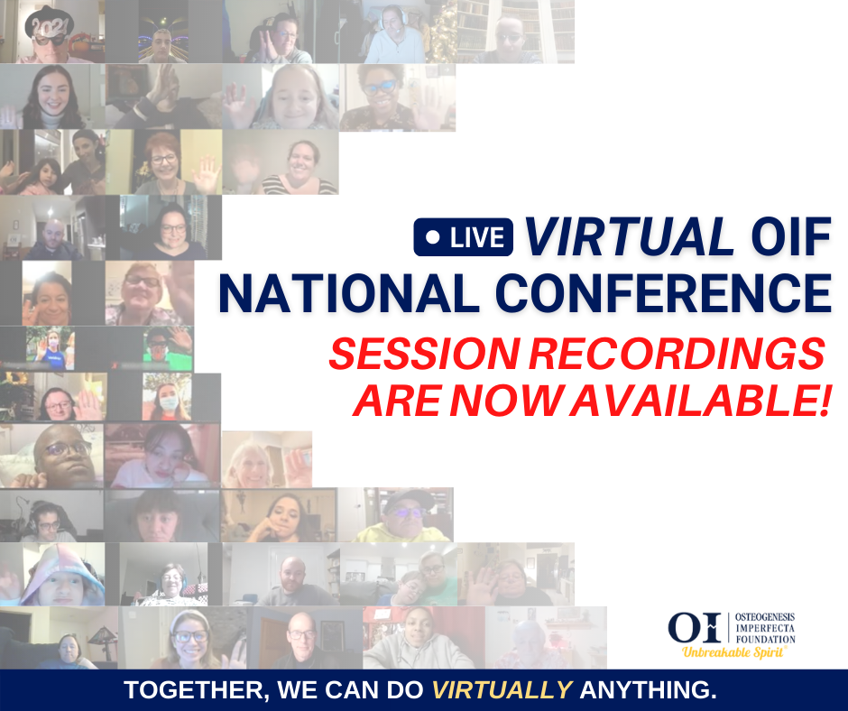 OIF Conference Session Recordings are now Available!